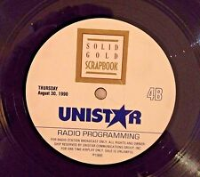 RADIO SHOW: 9/5/88 SALUTE TO ELVIS' GOLD RECORDS 4 INTERVIEWS/17 CLASSIC TUNES