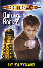 Doctor Who  Quiz Book: Bk. 2 by Penguin Books (BBC) (Paperback, 2006)