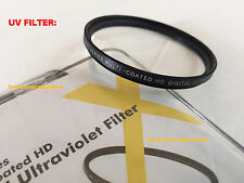 1 UV FILTER 67mm 67 mm AptTo NIKON 18-70 18-135 TAMRON 28-75 FUJI S200EXR S100FS