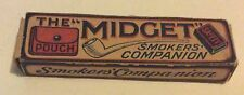 Vintage Boxed Miniature ' Midget' Smokers Companion Dolls House Pipe Set
