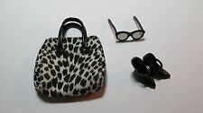 Barbie Silkstone Dusk to Dawn Sunglasses, Shoes and Bag