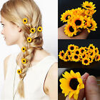 10 Pcs Boho Flower Daisy Hair Cuff Clip Headband Hair Pin Accessories Slide New