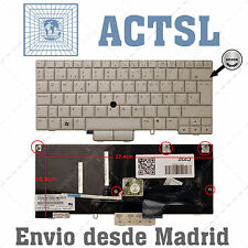 Keyboard Spanish for HP EliteBook 2760p Tablet PC