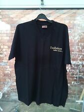 NEW IN BAG BANKS'S EVOLUTION TAKES TIME No9 EXTRA SMOOTH BITTER BLACK T-SHIRT L?