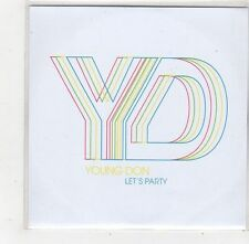 (FQ472) Young Don, Let's Party ft Blacker - DJ CD