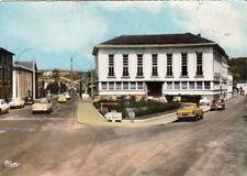DOMBASLE-SUR-MEURTHE hôtel de ville voitures écrite 1965
