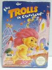 THE TROLLS IN CRAZYLAND - NES NINTENDO PAL A GIG ITA PAL BOXED RARE
