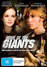 Home of the Giants (Disc Only, Comes In Blank Case) DVD Region 4 (VG Condition)