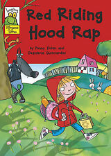 Leapfrog Rhyme Time: Red Riding Hood Rap, Dolan, Penny, Good Condition Book, ISB
