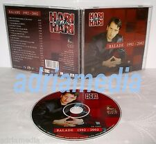 HARI MATA HARI CD Balade 1992 - 2002 Bosna Best Hit Emina Ruzmarin Starac i more