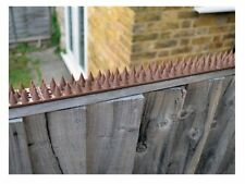 8.8m Fence Wall Spikes Anti Climb Guard Security Spike Cat Bird Repellent Deter