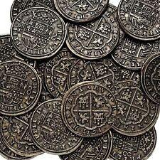 Efecto plata piezas de a ocho/Piratas Tesoro/Buy 5 Get 1 Free