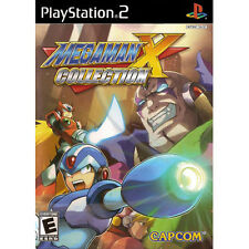 Mega Man X Collection  Sony PS2 Game