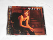 "MARTINA MCBRIDE  "" EVOLUTION "" CD"