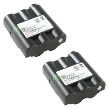 2 Rechargeable Battery for Midland AVP-7 BATT5R BATT-5R