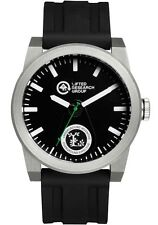 NEW LRG Volt Silver Black Watch | FULL FACTORY WARRANTY