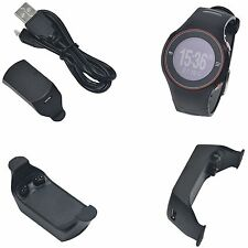 1M USB Cable & Charger Charging For Garmin Approach S3 Waterproof GPS Golf Watch