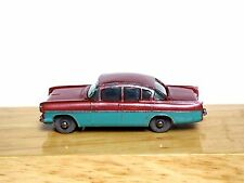 Matchbox Lesney No.22b Vauxhall PA Cresta (METALLIC BRONZE-BROWN/SEA GREEN! GPW)