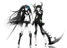 Black Rock Shooter A3 Poster 3