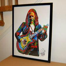 Robben Ford, L.A. Express, Yellowjackets, Guitar, Blues, Jazz 18x24 POSTER w/COA