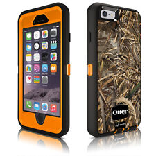 OtterBox Defender RealTree MAX 5 BLAZE Camo for iPhone 7 100% Authentic