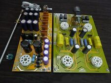Famous circuit 6SN7 Tube preamplifier DIY KIT refer Cary preamp best sound