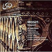 Mozart - Requiem (LSO, Davis), London Symphony Chorus, Colin Da, Very Good Live