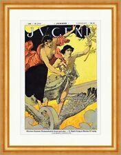 Pagina del titolo il numero 25 di 1896 Josef Maria auchentaller CLESSIDRA gioventù 3024