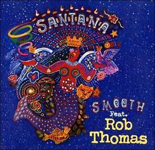Smooth [US CD/Cassette Single] [Single] by Santana (CD, Aug-1999, Arista)