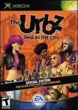 The Urbz: Sims in the City XBOX design life simulation role-playing style game!
