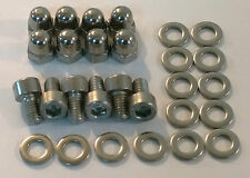 TOYOTA 4A-GE 1.6 16v STAINLESS STEEL ROCKER COVER BOLTS CELICA COROLLA MR2
