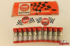 NOS NEW Vintage NGK Racer Spark Plugs Box of 10 B8HN G31M R5 B8-HN