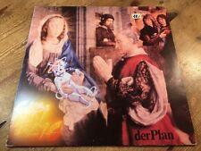 LP Warning Records  – Warning 003 Der Plan – Geri Reig GERMAN VINYL 1980