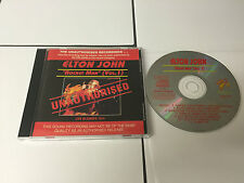 Elton John ‎– Rocket Man (Vol. 1) Label: Banana (4) ‎– BAN-019-A  RARE CD