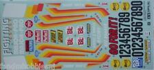 New Tamiya 2014 Fighting Buggy 84389 Sticker Sheet from Rerelease Kit 1428319