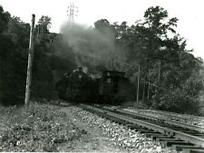 KK930 RP 1950s/60s? READING RAILROAD TRAIN ENGINE #1696 WHAT TUNNEL ?