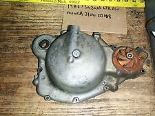 Suzuki LT 250 R 1986 ? clutch cover I have more parts for this quad