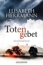 Totengebet von Elisabeth Herrmann (2016, Klappenbroschur)