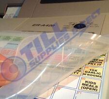 Sharp ER-A420 ERA 420 Cash Register Wetcover - Splash Cover