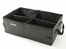 2008-2016 Jeep Grand Cherokee, Wrangler, Compass  Collapsible Cargo Tote