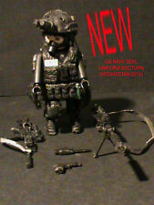 PLAYMOBIL CUSTOM   US. NAVY SEAL UNIFORM NOCTURN  (AFGANISTAN-2015) REF-0170 BIS