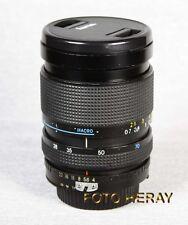 Exakta 28-70 mm Macro Zoom Objektiv Nikon Al  manuelfocus 00044