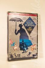 "Disney's MARY POPPINS 40th Anniversary Edition (DVD, 2004, 2-Disc Set) ""NEW"""