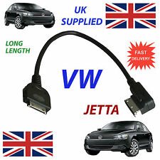 VW JETTA MDI 00051446L LONG LENGTH iPhone iPod in car Cable replacement