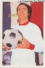 N°062 EDMOND BARAFFE # LILLE.OSC LOSC STICKER AGEDUCATIF FOOTBALL MATCH 1973
