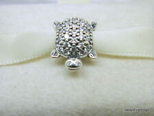 NEW!AUTHENTIC PANDORA CHARM SEA TURTLE #791538CZ   *SALE SPECIAL PRICE*