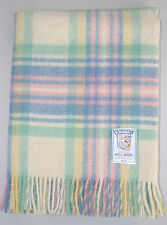 "Curvon Crown 100%  Virgin Wool Baby Blanket 36x50""  #8"