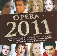 Opera 2011, New Music