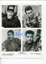 Bill Paxton Dennis Haysbert Paul Sanchez Cyril O'Reilly Navy Seals Press Photo
