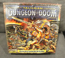 Talisman 3rd Edition  Dungeon of Doom Expansion Game Games Workshop NEW  Shrink!